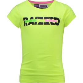 RAIZZED shirt VENICE sparkle lime