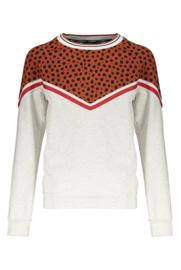 NoBell sweater Kambia 3303 cognac