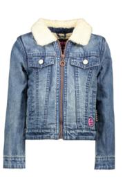 B.NOSY jacket 5391 vintage blue