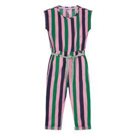 Quapi jumpsuit ANIEK multi colour stripe