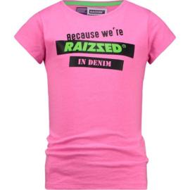 RAIZZED  shirt ATLANTA neon pink