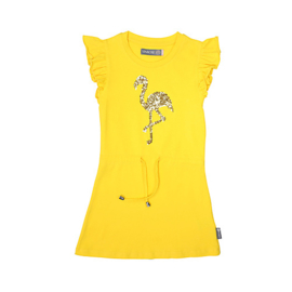 VinRose jurkje geel