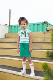 Moodstreet jurkje 5804 green