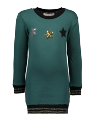 Bampidano sweat dress 5887 green