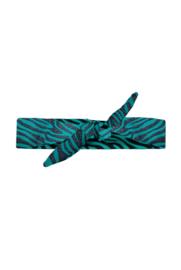 B.NOSY haarband 5983 lagoon zebra