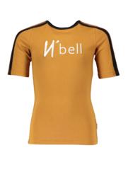 NoBell' shirt 3403 coffee