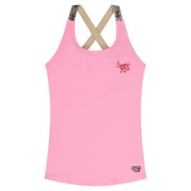 Quapi top AMIELLE ballet pink