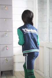 B.NOSY baseball jacket 5331 ink blue