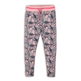 DJ Dutchjeans jogging 34005 light pink/ navy aop