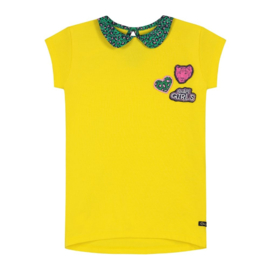 QUAPI shirt ANDIE banana yellow
