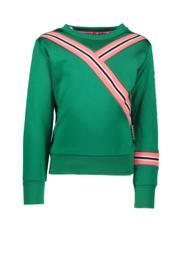 B.NOSY sweater 5330 emerald green
