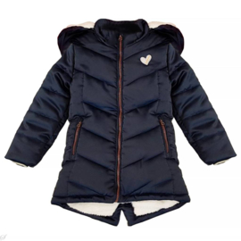 Bampidano long  jacket 5286 navy
