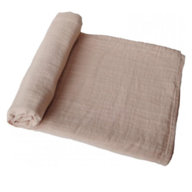 SWADDLE PALE TAUPE | MUSHIE