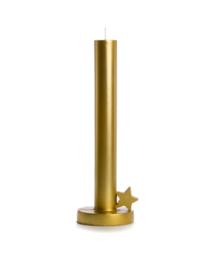SCULPTURE STAR GOLD | RUSTIK LYS