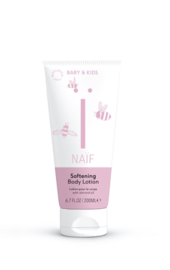 SOFTENING BODY LOTION | NAIF