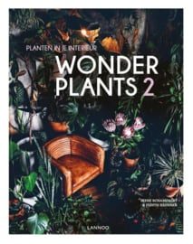 BOEK WONDERPLANTS IRENE SCHAMPAERT