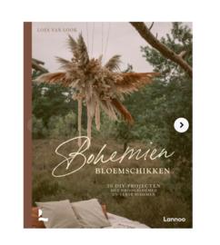 BOEK BOHEMIAN BLOEMSCHIKKEN | LOES VAN LOOK