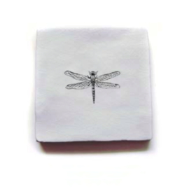 TEGEL DRAGONFLY WIT | IMD DESIGN