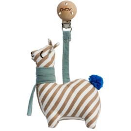 BABY CARRIER CLIP SPEENKOORD LAMA | OYOY