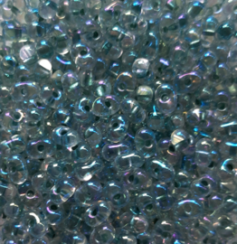 Miyuki Berry Beads Sea Foam Lined Crystal AB (263)