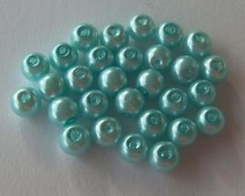 Glasparel 6mm mintgroen