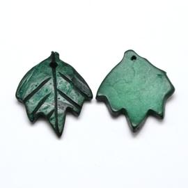 Cocos hanger blad groen