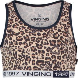 Vingino Top Leopard Love