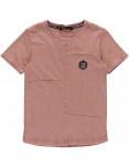 Crush Denim Shirt Cut & Sewn