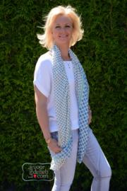 Sjaal Erica