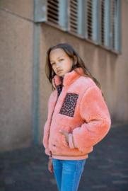 Moodstreet  Winterjas - Soft Pink