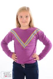 B.Nosy Sweater Sparkling Grape