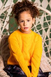 B.Nosy Sweater - Saffron