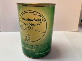 Meadowfield Blik Kippenhartjes 400 gr