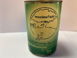 Meadowfield Blik Rund 400 gr