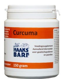 HAAKS®B.A.R.F Curcuma 150 gram