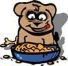 Bandit Bio Dieet hond groeipijnen 480 gr