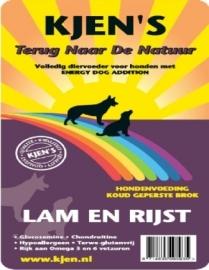 Kjen`s Lam/Rijst