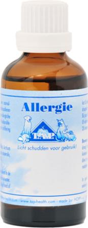 ***NIEUW***  TAP Health Allergie 50 ml
