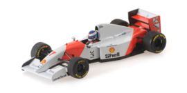 Minichamps McLaren Ford MP4/8 Mika Häkkinen 1:43 Japanese GP 1993