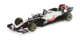 Minichamps Haas F1 Team VF-20 Kevin Magnussen 1/43 2020 Launch Spec