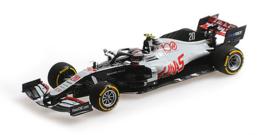 Minichamps Haas F1 Team VF-20 #20 Kevin Magnussen 1:43 Abu Dhabi GP 2020