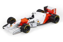GP Replicas GP52A McLaren Ford MP4/8 1993 #8 Ayrton Senna 1:18