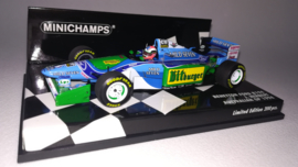 Benetton Ford B194 Johnny Herbert Australian GP 1994 'Mild Seven'