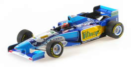 Minichamps Benetton Renault B195 Michael Schumacher 1:18 Winner Pacific GP - World Champion 1995