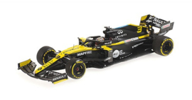 Minichamps Renault DP World F1 Team R.S.20 Daniel Ricciardo 1:43 Austrian GP 2020