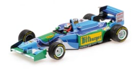 Benetton Ford B194 Johnny Herbert Japanese GP 1994