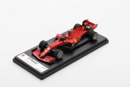 Looksmart Ferrari SF1000 #16 Charles Leclerc 1:43 2nd Place Austrian GP 2020