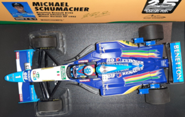 Minichamps Benetton Renault B195 Michael Schumacher 1/18 Winner German GP 1995