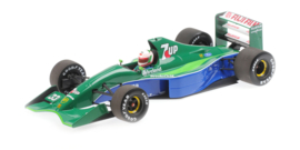 Jordan Ford 191 Andrea de Cesaris 1/18 4th Place Canadian GP 1991