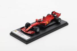 Looksmart LSF1033 Ferrari SF1000 #5 Sebastian Vettel 1:43 3rd Place Turkish GP 2020